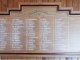 070 Memorial Ave Haumoana Pavilion Roll of Honour board for the Haumoana community