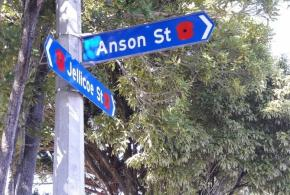 058 Anson St Hastings Sign Blade