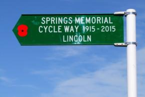 Springs sign post2