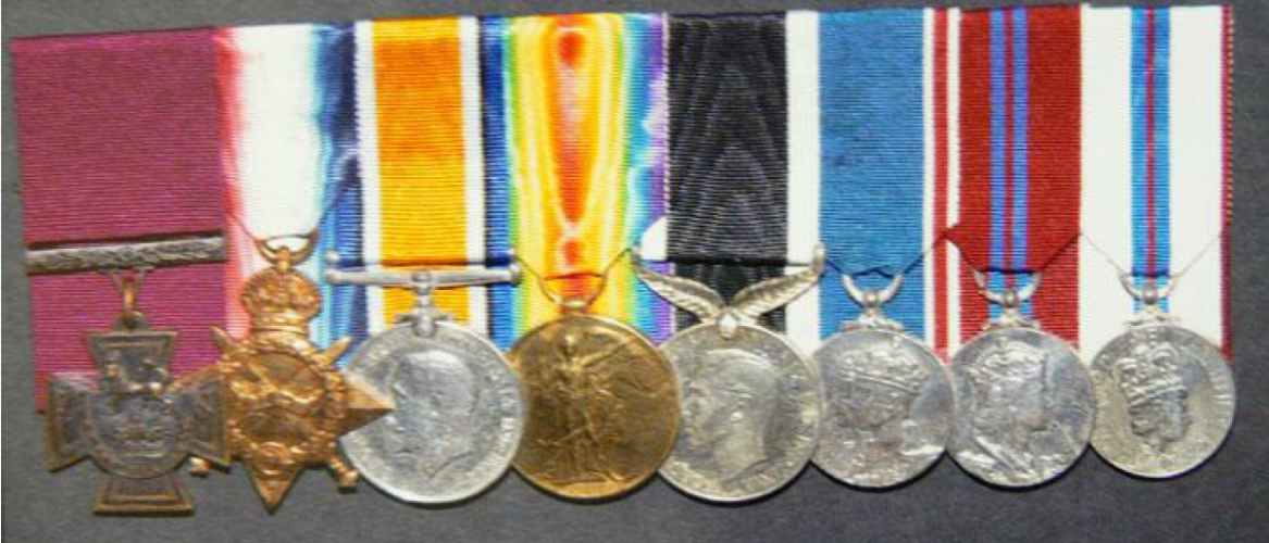 083 Laurent VC Street Hawera Laurents VC and other medals are at the QEII Army Museum Waiouru NZ
