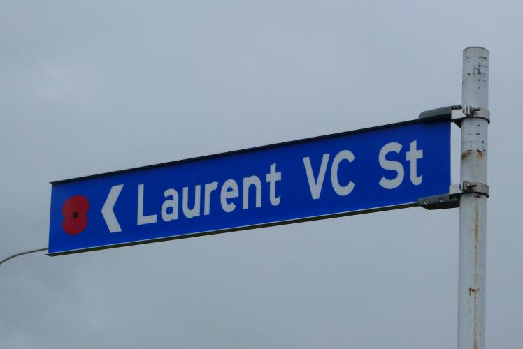 083 Laurent VC Street Hawera new sign 2018